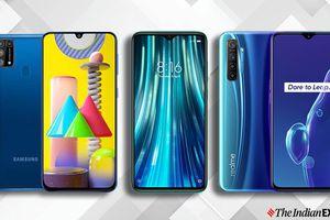 Top 5 smartphone tầm trung cấu hình cực 'ngon'