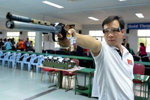 Bắn súng Việt Nam trước cơ hội mong manh dự Olympic 2020