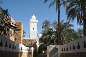 Ghadames - viên ngọc Sahara