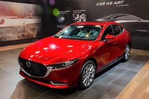 300 xe Mazda3 2020 được triệu hồi ở VN do lỗi hệ thống hỗ trợ phanh