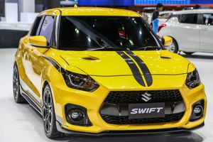 Suzuki Swift Sport 2020 có động cơ hybrid, giá từ 19.400 USD