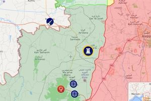 Thổ rút quân khỏi 2 làng Idlib sau khi mất thêm người
