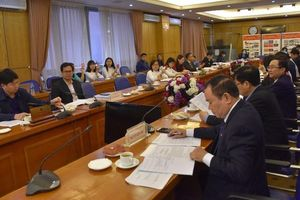 Tổ chức thành công Đại hội Chi bộ Vụ Phổ biến Giáo dục Pháp luật nhiệm kỳ 2020-2022