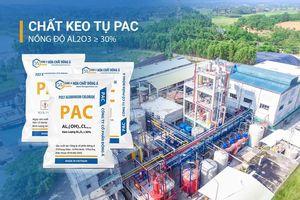 Hóa chất Đông Á tiên phong trong sản xuất sản phẩm PAC bột 30% xử lý nước ở VN