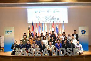 Khám phá khoa học số ASEAN 2020 khuyến khích dùng dữ liệu thay đổi thế giới