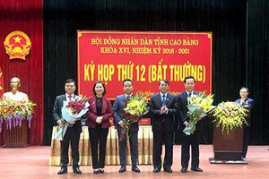 Cao Bằng có tân Phó Chủ tịch UBND tỉnh 40 tuổi