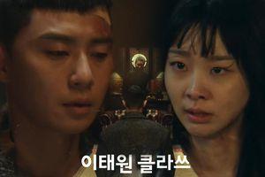 'Tầng lớp Itaewon' tập 15: Park Seo Joon quỳ gối cầu xin kẻ thù để cứu Kim Da Mi?