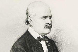 Ignaz Semmelweis: 'Cha đẻ' của quy trình rửa tay 6 bước
