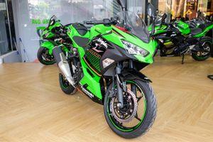 Kawasaki Ninja 400 ABS 2020 bổ sung bản đặc biệt tại VN, giá 156 triệu