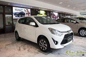 Cận cảnh Toyota Wigo 2020 MT hơn 340 triệu tại Việt Nam