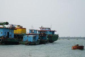 Dự án nạo vét 'đứng hình' vì vướng cuộc mưu sinh của ngư dân