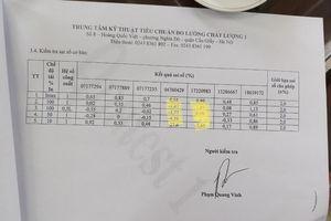 Tiền điện tăng đột biến ở Phú Thọ: Kết quả kiểm chứng công tơ bất ngờ