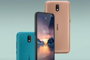 Nokia 1.3 chính thức ra mắt - Máy hiện đại, giá cực thấp