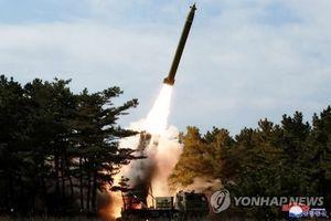 Hàn Quốc khẳng định Triều Tiên vừa phóng các tên lửa đạn đạo tầm ngắn