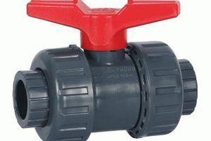 Van Zacco uPVC Nhựa Tiền Phong - cung cấp giải pháp an toàn nguồn nước cho ngôi nhà của bạn