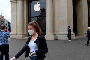 Apple tặng 2 triệu khẩu trang cho nhân viên y tế Mỹ