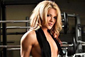 Nét quyến rũ của các nữ võ sĩ UFC