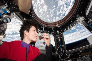 Cốc 3D và những đồ dùng của phi hành gia trong không gian vũ trụ