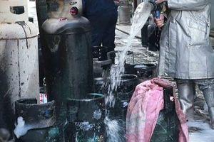 Bắc Ninh: Nổ bình gas khiến một giáo viên về hưu tử vong thương tâm