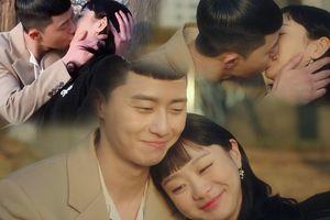 Tầng lớp Itaewon chiều fan bằng loạt video hậu trường hẹn hò lãng mạn của Park Seo Joon và Kim Da Mi