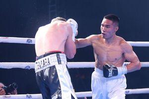Tay đấm Nguyễn Văn Hải tranh đai boxing chuyên nghiệp tại Philippines