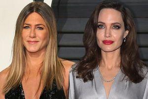 Angelina Jolie tức giận, cấm vợ cũ của Brad Pitt gặp gỡ các con