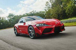 Huyền thoại Toyota GR Supra có bản đặc biệt giới hạn vận tốc 250km/h