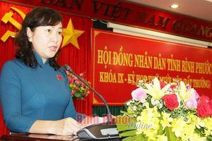Tân Phó Bí thư Thường trực Tỉnh ủy được bầu giữ chức Chủ tịch HĐND tỉnh