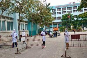 Đại học Kỹ thuật Y - Dược Đà Nẵng sẵn sàng đón sinh viên quay trở lại trường học