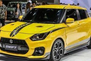 Đánh giá chi tiết mẫu Suzuki Swift Sport 2020 hybrid giá từ 449 triệu đồng