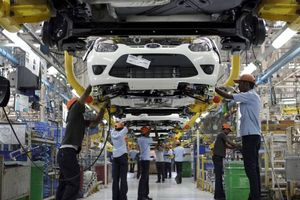 Nhiều hãng ôtô tạm ngừng sản xuất tại Ấn Độ do dịch COVID-19