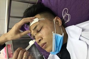 Bắt tạm giam các đối tượng hành hung bác sỹ ở Bình Giang, Hải Dương