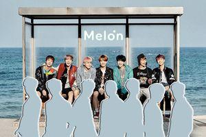 Top 50 ca khúc trụ vững trên BXH MelOn lâu nhất: Nhảy 'ầm ầm' nhưng BTS dẫn đầu bằng một bản ballad, boygroup nhà Cube bất ngờ theo sau ở vị trí thứ 2