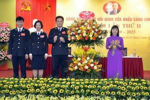 Đại hội điểm Đảng bộ Chi cục Hải quan Cửa khẩu cảng Hòn Gai lần thứ II
