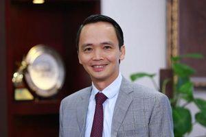 3 triệu cổ phiếu ROS của đại gia Trịnh Văn Quyết bị bán giải chấp