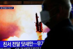 Thử tên lửa, họp Hội đồng: Triều Tiên chứng tỏ tự tin chống Covid-19?