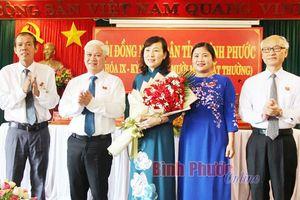 Tân Phó Bí thư Thường trực Tỉnh ủy Bình Phước được bầu giữ chức Chủ tịch HĐND tỉnh