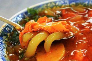 Bánh canh nam phổ và những món hấp dẫn xứ Huế
