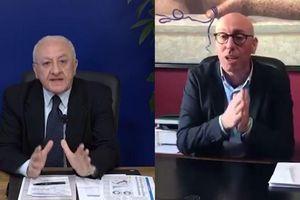 Quan chức Italy mắng người vi phạm lệnh phong tỏa trong dịch