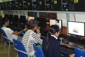 Xử lý quán Internet cố tình mở trong mùa dịch Covid-19