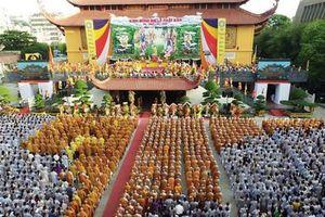 Không tập trung đông người vào dịp đại lễ Phật đản