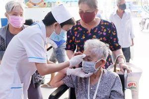 Thực đơn cho người cao tuổi trong mùa dịch