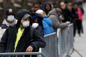 Chuyên gia Trung Quốc: Số ca nhiễm Covid-19 tại Mỹ có thể vượt Trung Quốc vào tháng 4