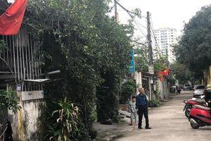 105 hộ dân 'sống lay lắt' bên thành cổ Vinh