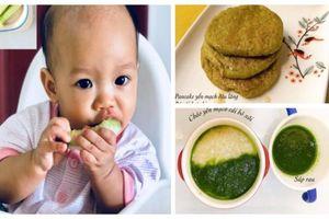 Mẹ đảm 9X gợi ý 1001 món ăn chế biến từ cải bó xôi, đến bữa các mẹ khỏi cần 'vắt' não nghĩ món