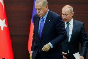'Giơ cao đánh khẽ' ở Idlib, Nga lấy đại cục làm trọng: Thổ Nhĩ Kỳ chỉ được xoa dịu tạm thời, khó tránh khỏi thảm bại ở Syria?