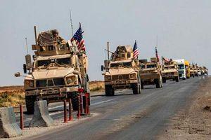 Quân đội Syria chặn đường, buộc đoàn xe quân sự Mỹ phải quay đầu