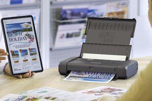 Canon ra mắt hai mẫu máy in mới dòng G-Series và máy in di động không dây