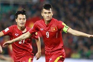 Công Vinh được AFC bình chọn là một trong năm huyền thoại bóng đá Đông Nam Á