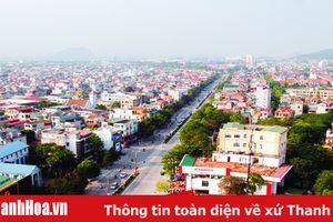 Điểm nhấn quy hoạch chung đô thị Thanh Hóa